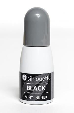 Silhouette - Mint Ink - Black