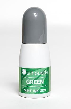 Silhouette - Mint Ink - Green