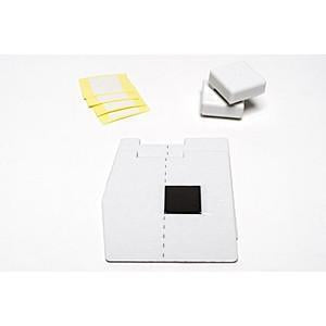Silhouette - Mint -  15 Mm X 15 Mm Stamp Sheet Set