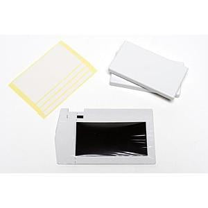 Silhouette - Mint - 45 Mm X 90 Mm Stamp Sheet Set