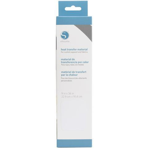 Silhouette Cameo - Heat Transfer Material - White - 9inch x 36inch