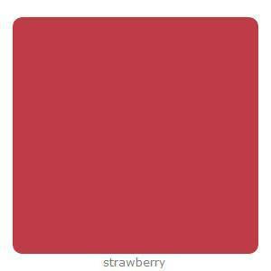 Silhouette 12X12in Adhesive Backed Cardstock -  Strawberry  (Per Sheet)