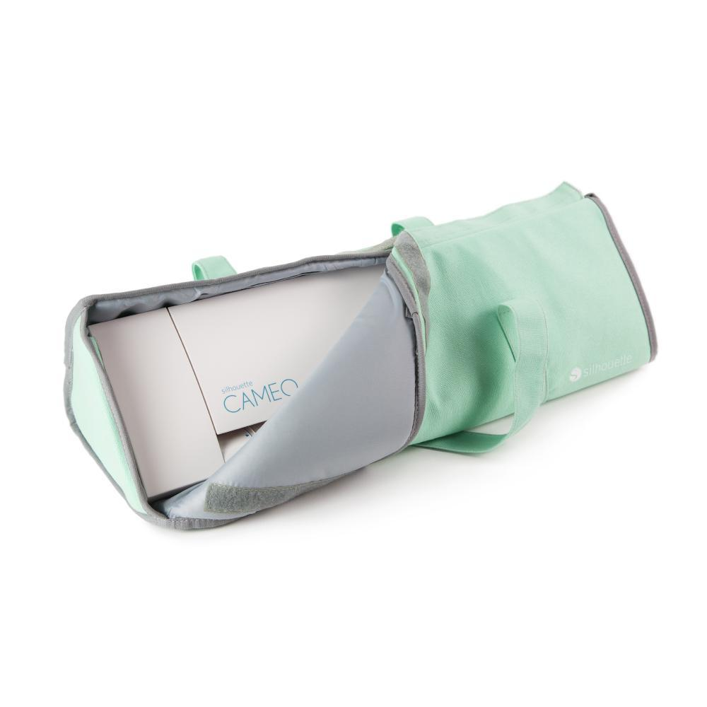 Silhouette Cameo 2 Light Tote Green