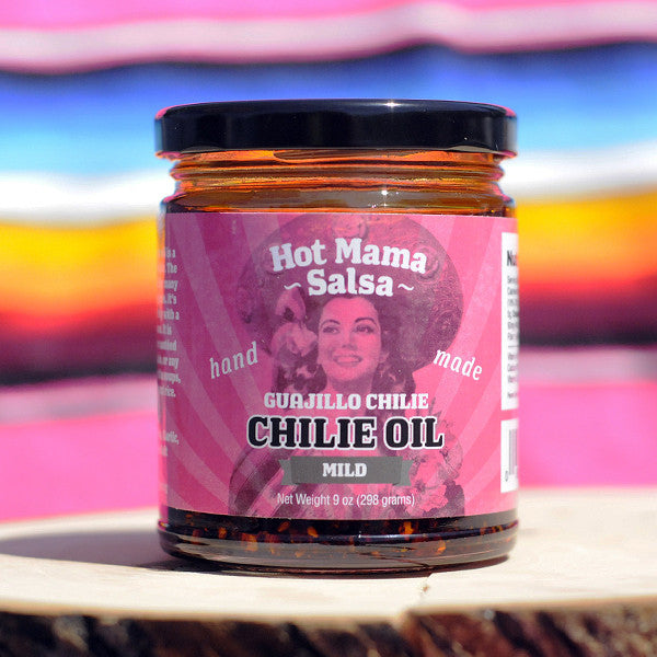Chilie Oil - Guajillo