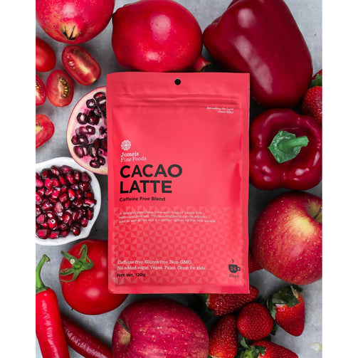 Better For You - Jomeis Fine Foods Cacao Latte 120g X 6
