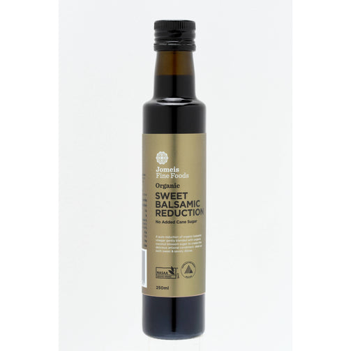 Better For You - Jomeis Fine Foods Organic Balsamic Reduction 250ml X 6