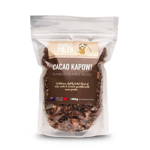 Better For You - Muesli - Cacao Kapow! (6 X 400gm Bags)