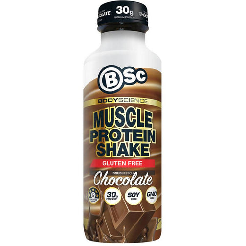 Better For You - RTD Muscle Protein Shake 450ml Double Rich Chocolate X 6