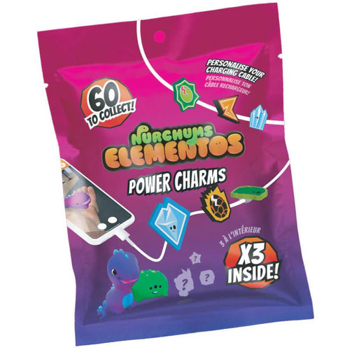 General Merchandise - Nurchums Elementos Charms