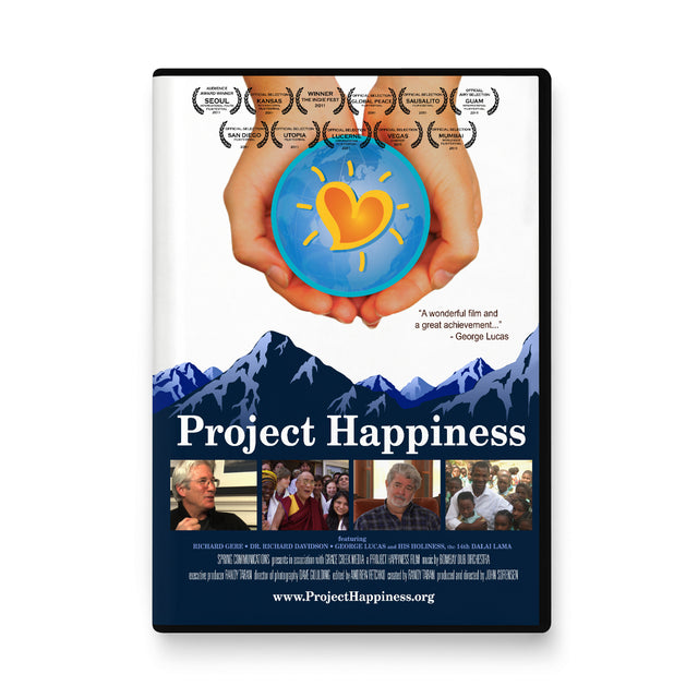 Project Happiness DVD