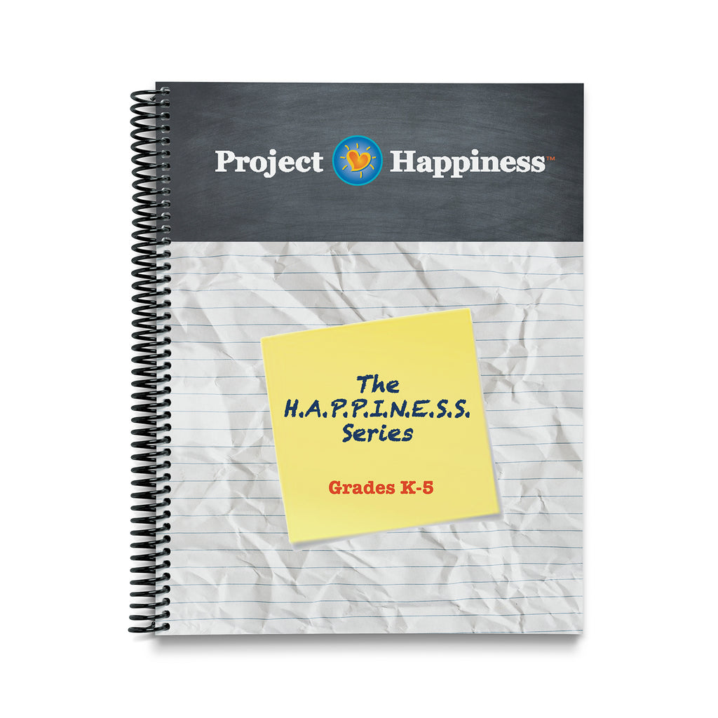 Elementary School Curriculum: Project Happiness Store And Blog