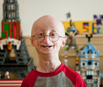 17 year old Sam Berns - Philosophy for a happy life