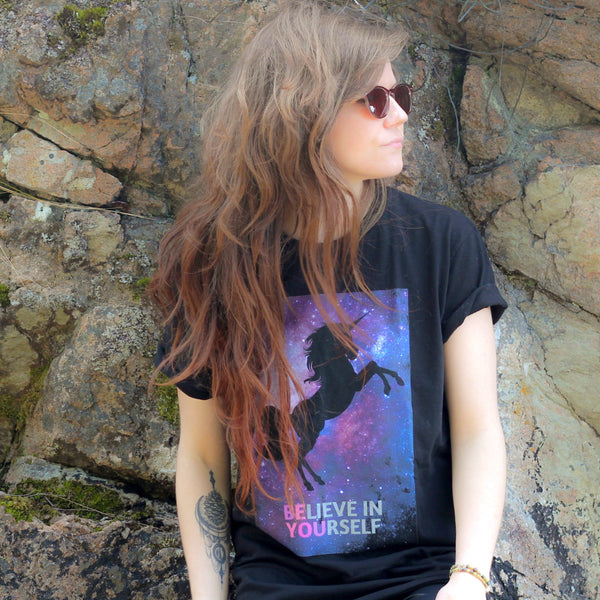 Unicorn Glory Tee