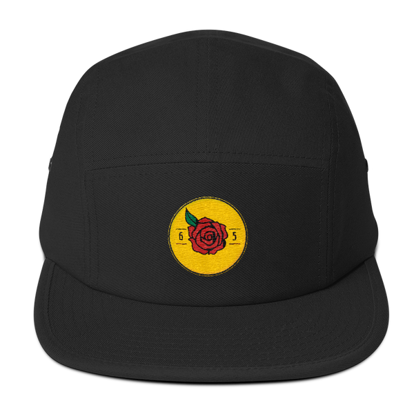 Sixty-Five Roses - 5 Panel Camper