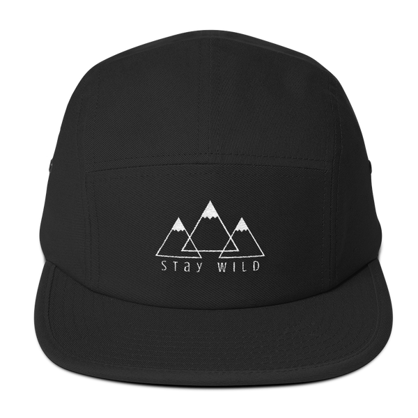 Stay Wild - 5 Panel Camper