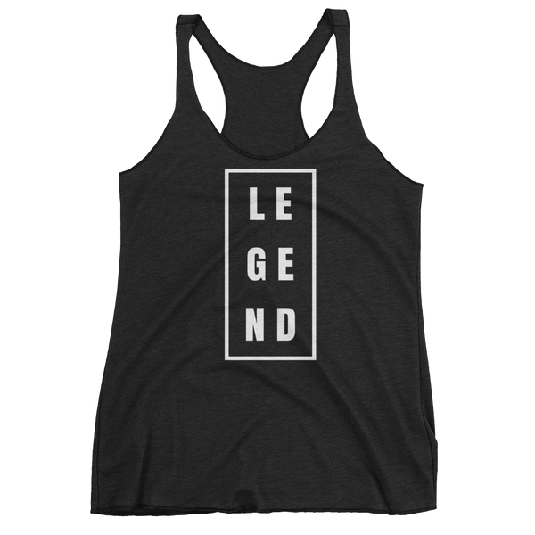 Legend - Women's tank top - The Zero To Hero Club
