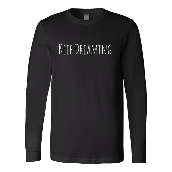 Keep Dreaming Long Tee - The Zero To Hero Club