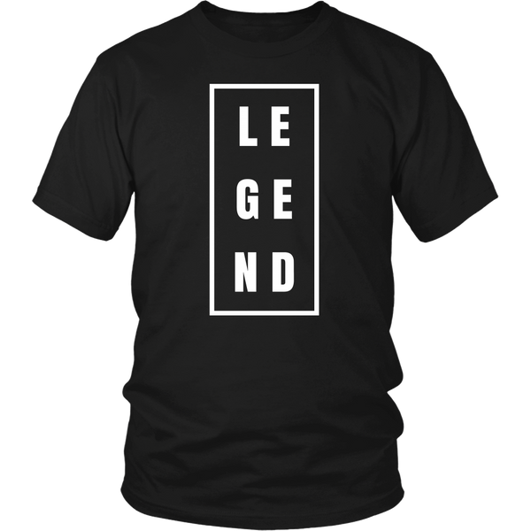Legend Tee - The Zero To Hero Club