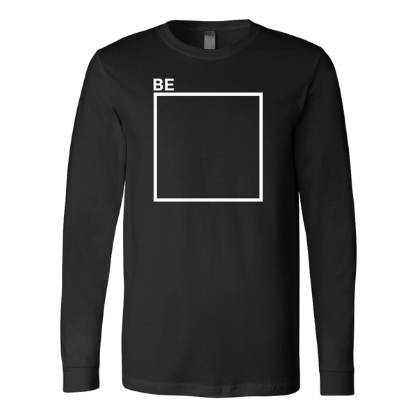 Be Outside The Box Long Tee - The Zero To Hero Club