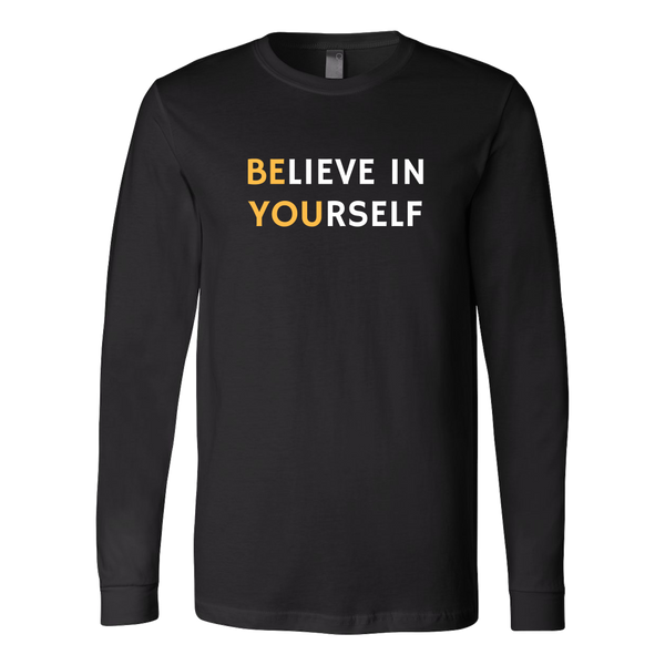Be You Long Tee - The Zero To Hero Club