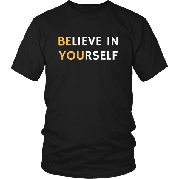 Be You Tee - The Zero To Hero Club