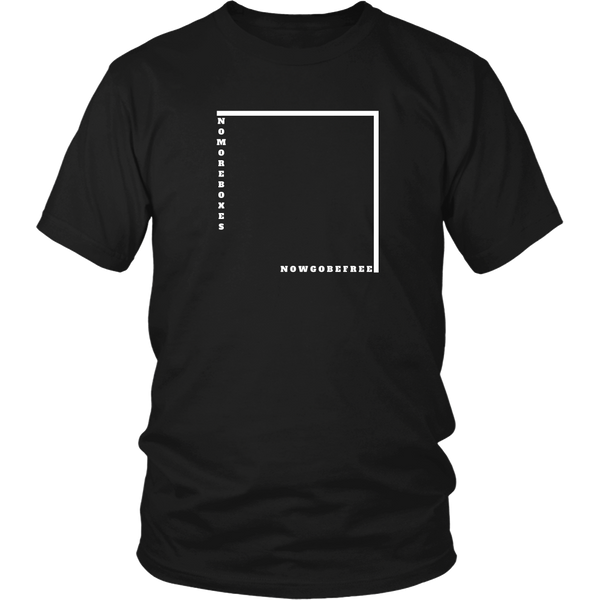 No More Boxes Tee - The Zero To Hero Club