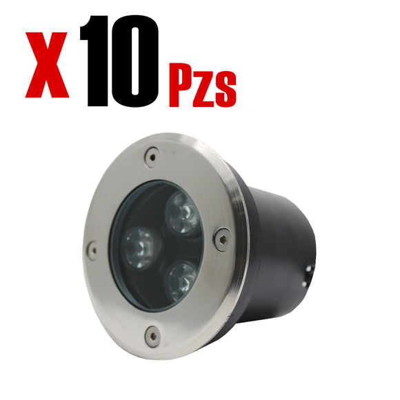 Traffic Light 3W RGB IP65 10 Piezas