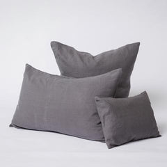 EURO PILLOWCASES | set of two linen by cultiver