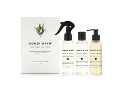 Mini Home Care Trio: Bench spray, Hand Wash and Floor Spray