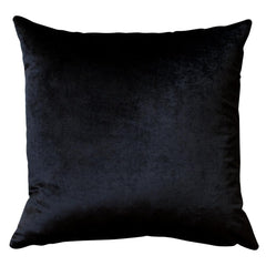Iosis Velvet Cushion Graphite/Black
