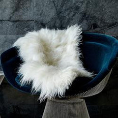 Large Icelandic Sheepskin - Natural White