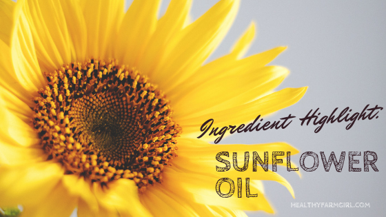 Sunflower Oil: Hair's Best Kept Secret
