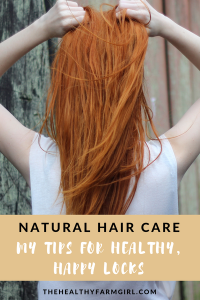 Natural Hair Care: My Tips for Healthy, Happy Locks