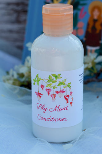 Lily Maid Conditioner - The Healthy Farm Girl