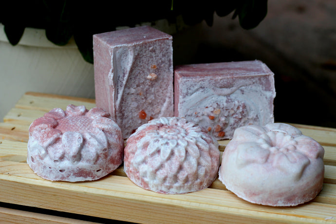 Pink Salt Bar - The Healthy Farm Girl