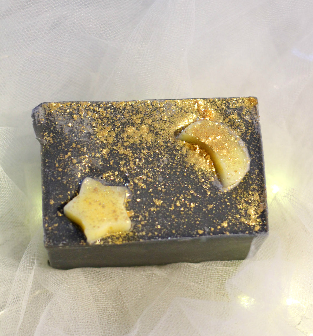 Starry Night Soap - The Healthy Farm Girl