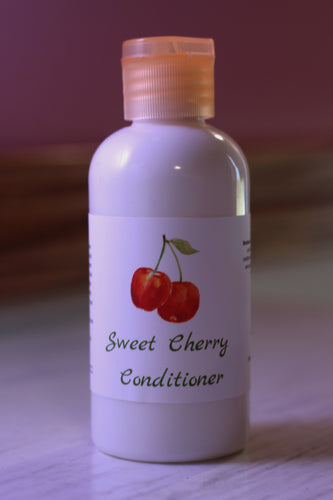 Sweet Cherry Conditioner - The Healthy Farm Girl