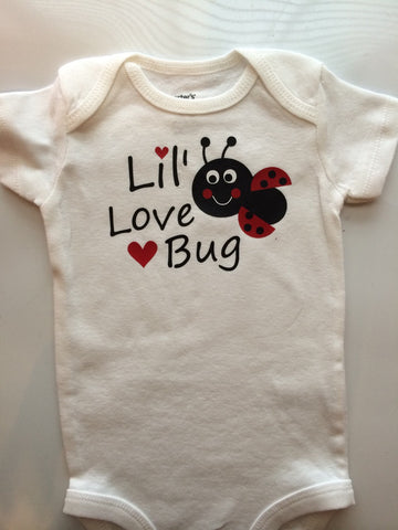 Baby Girl Valentine S Day Outfit Lady Bug Outfit Baby Girl Photo