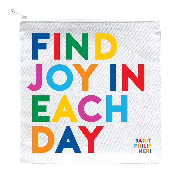 Pouches - Find Joy in Each Day