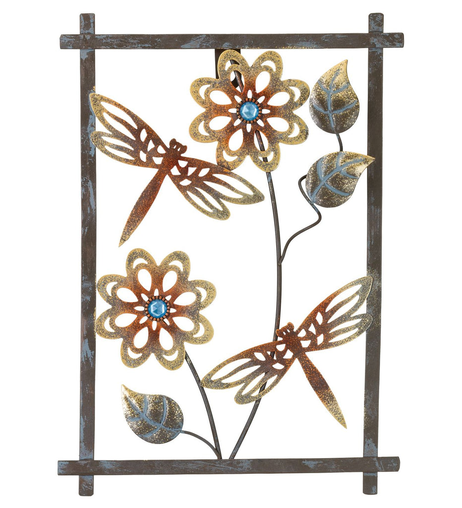 Sienna Wall Decor - Dragonfly