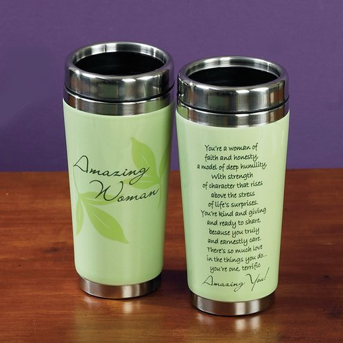 Amazing Woman Travel Mug