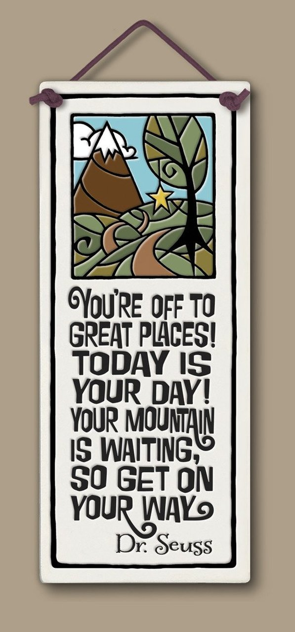 Today Is Your Day Tile