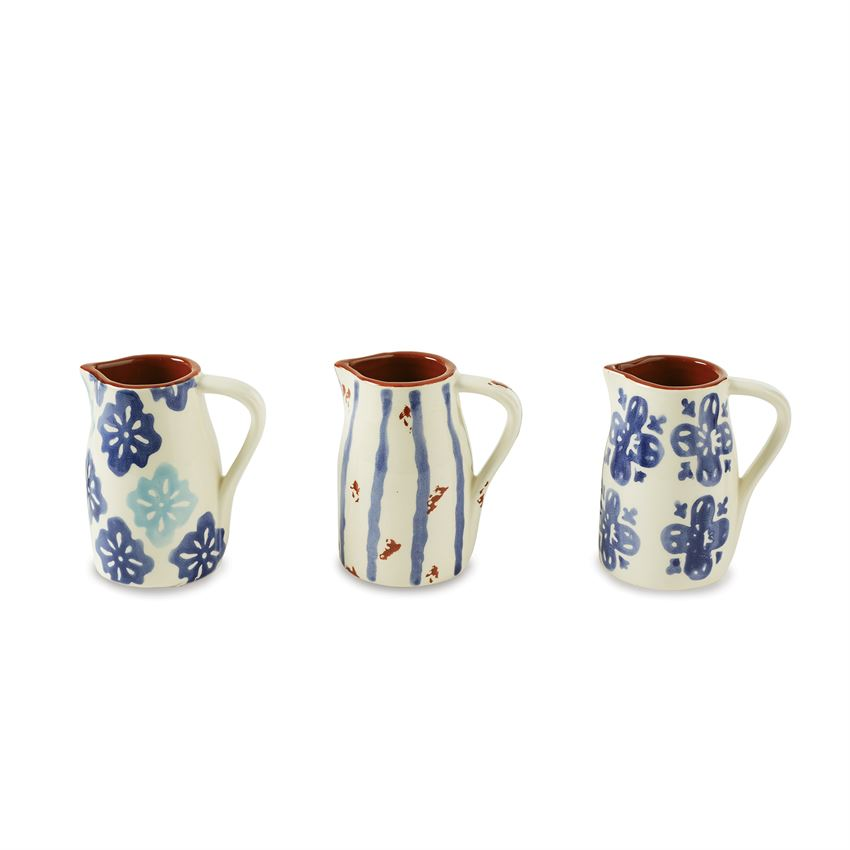MINI PITCHER VASES