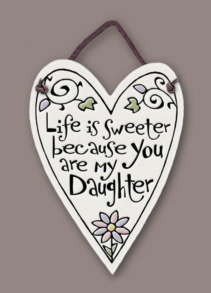 Sweet Daughter Tile