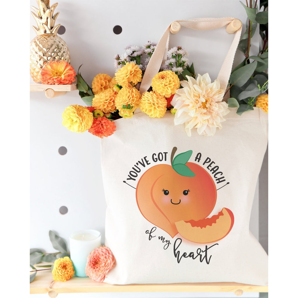 Tote You've Got a Peach of My Heart
