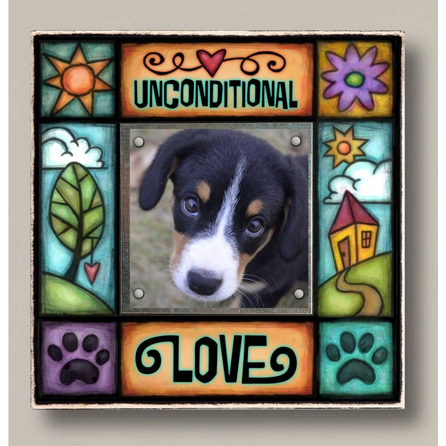 Frame Unconditional Love