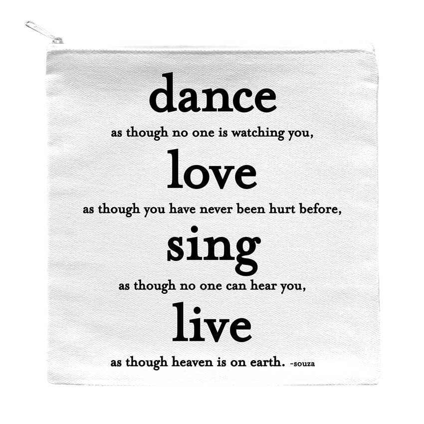 Pouches  Dance Love Sing