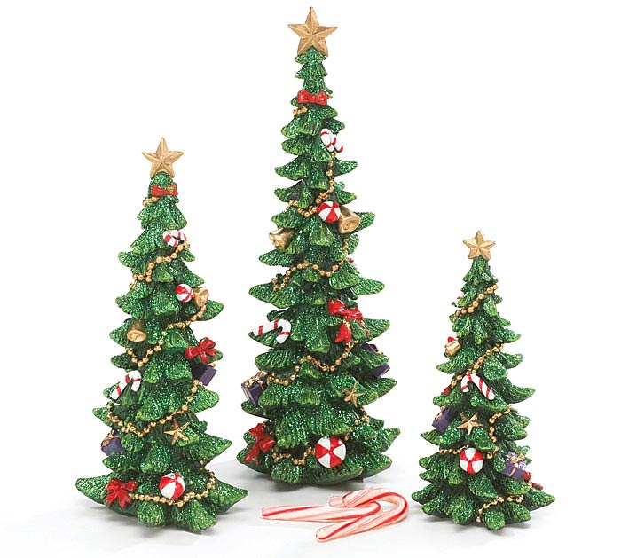 CHRISTMAS TREE SET