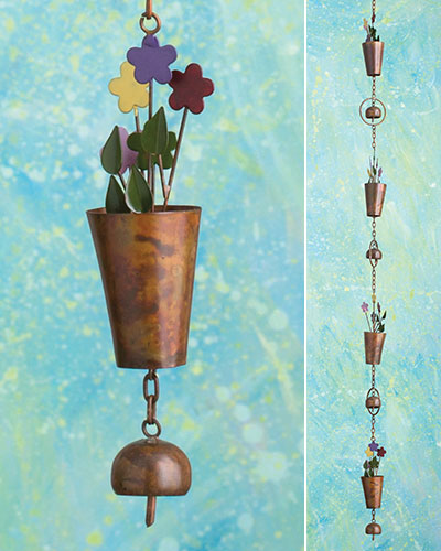 Flower Pot Ornament