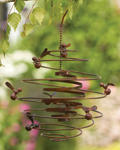 Spiral Ornament: BEES